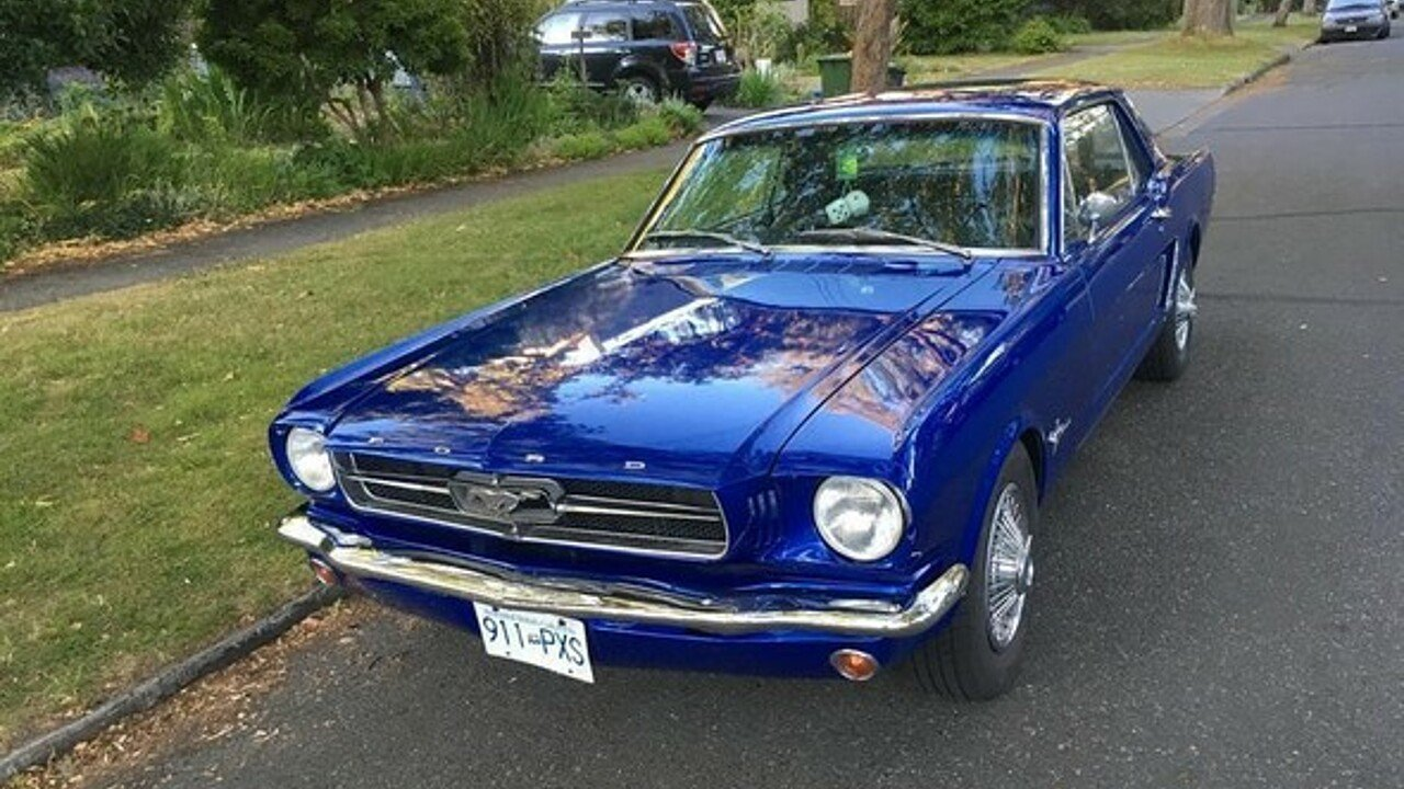 1965 ford Mustang for sale 100919637